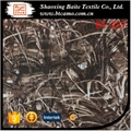 Low price polyester cotton printing camouflage fabric BT-227
