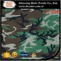 China supplier Textile polyester cotton miltary camouflage fabric BT-236