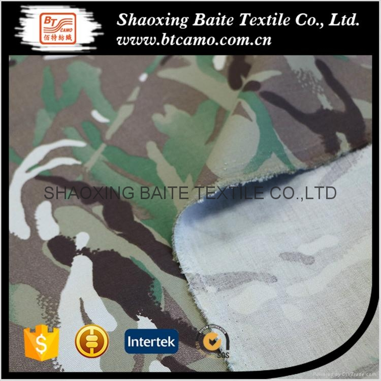 Multicam printing camouflage fabric for military uniforms BT-238 4