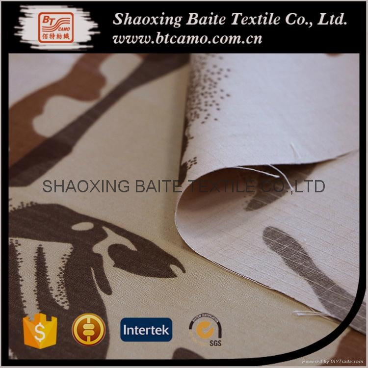 Low price camouflage fabric for military uniform BT-240 4