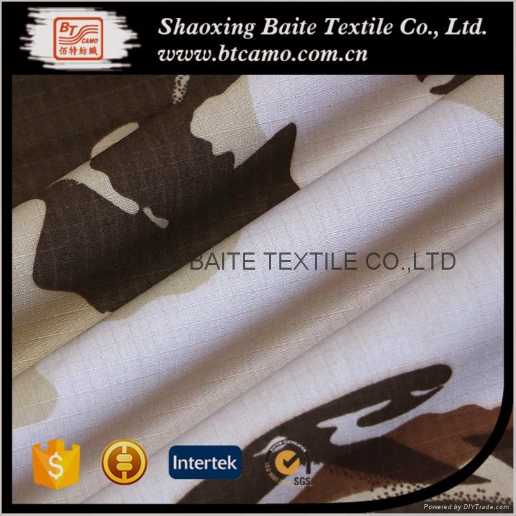 Low price camouflage fabric for military uniform BT-240 3