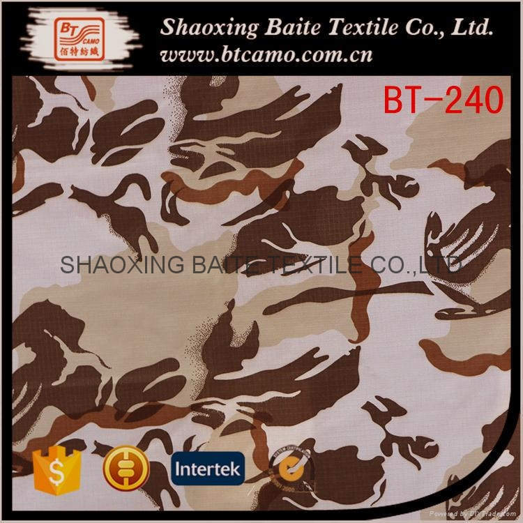 Low price camouflage fabric for military uniform BT-240 1