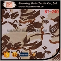 Low price camouflage fabric for military uniform BT-240