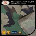 China manufacturer camouflage fabric for military uniform BT-179
