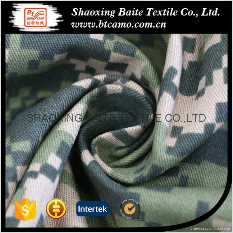 China product camouflage fabric for military uniform BT-186 2