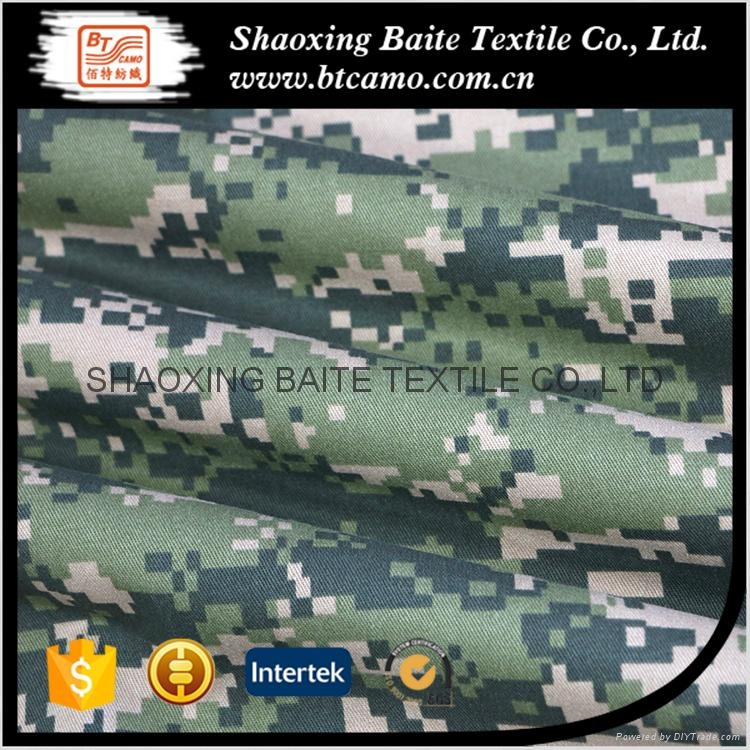 China product camouflage fabric for military uniform BT-186 3