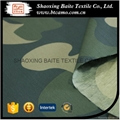 China manufacturer Herringbone camouflage fabric for military uniform BT-198