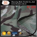 Made in china Textile woodland camouflage fabric BT-250