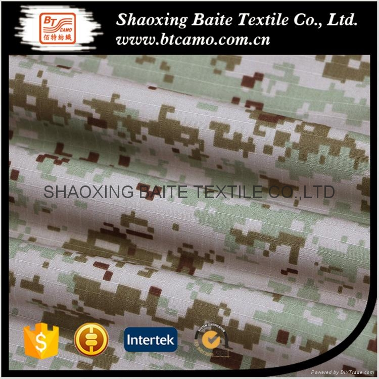 Made in China printing camouflage fabric for military uniform BT-253 3