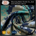 China supplier cotton nylon printing camouflage fabric BT-263
