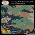 China supplier cotton nylon printing camouflage fabric BT-263 5