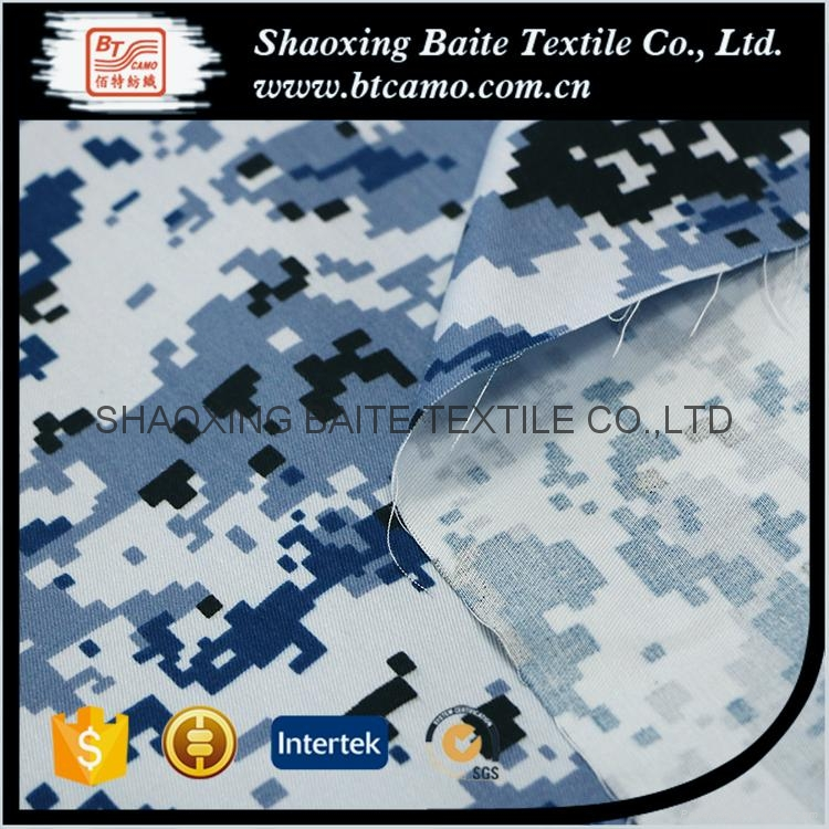Wholesale Cheap digital printing camouflage fabric BT-266 4