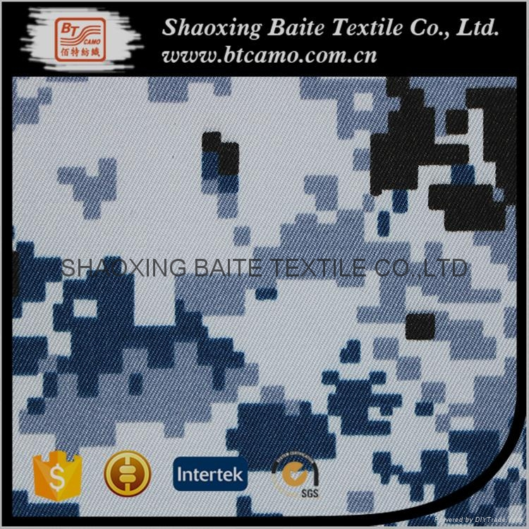 Wholesale Cheap digital printing camouflage fabric BT-266 5