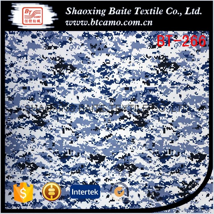 Wholesale Cheap digital printing camouflage fabric BT-266 1