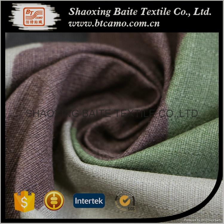 OEM Wholesale woodland camouflage fabric for military uniform BT-273 2