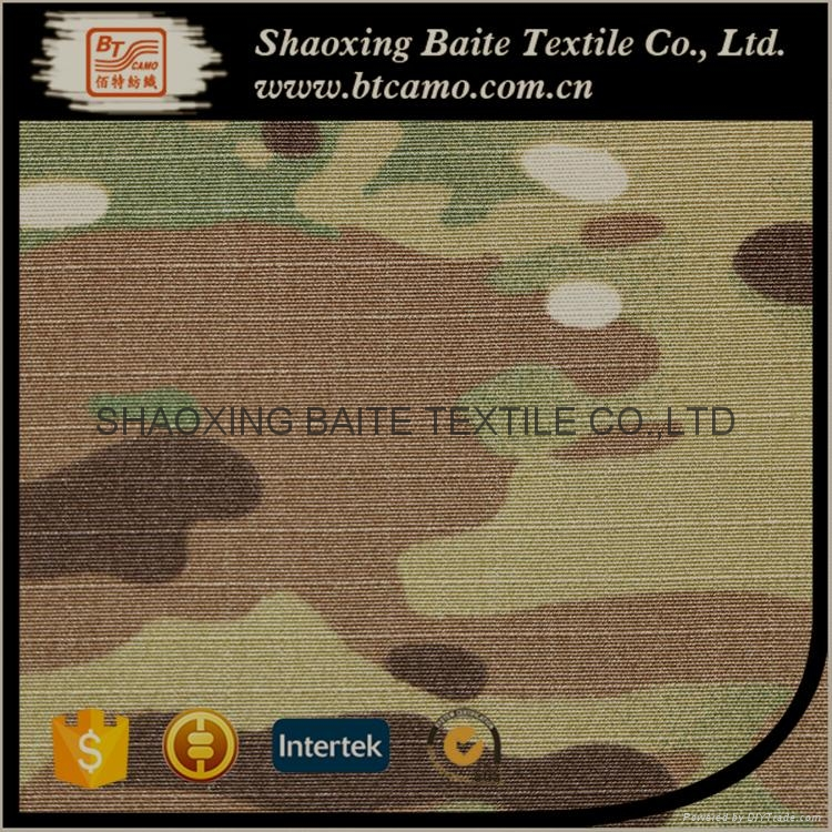 Multicam ripstop printing camouflage fabric for military uniforms BT-276 5