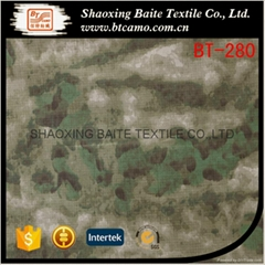 Material textile printing miltary camouflage fabric BT-280