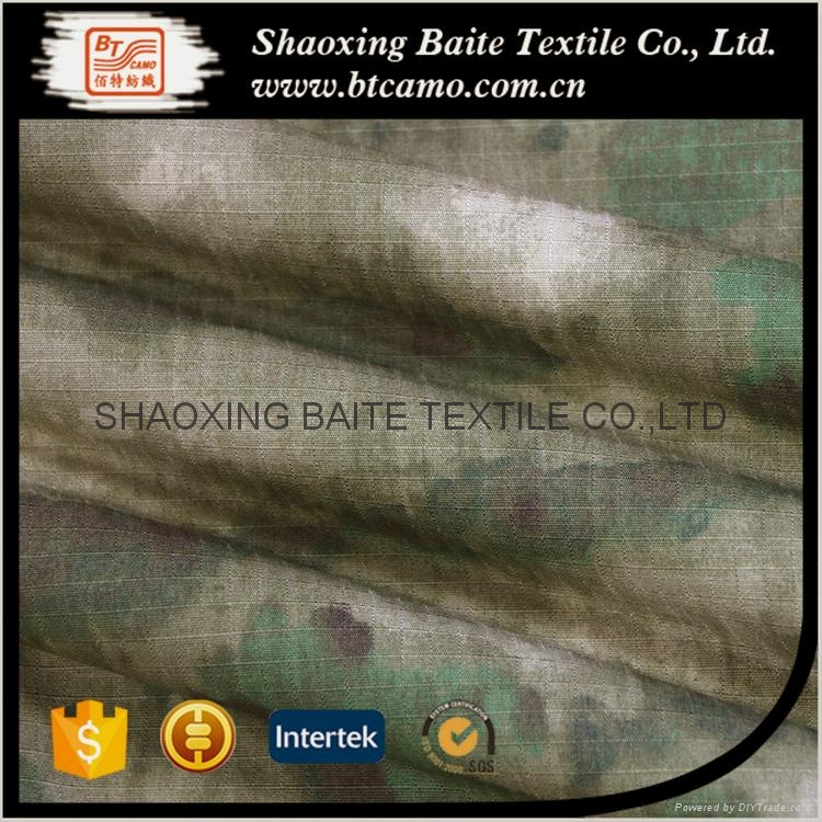 Material textile printing miltary camouflage fabric BT-280 3