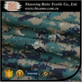 China supplier cotton nylon printing camouflage fabric BT-281