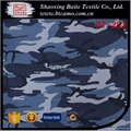 China supplier popular cotton printed military camouflage fabric BT-283
