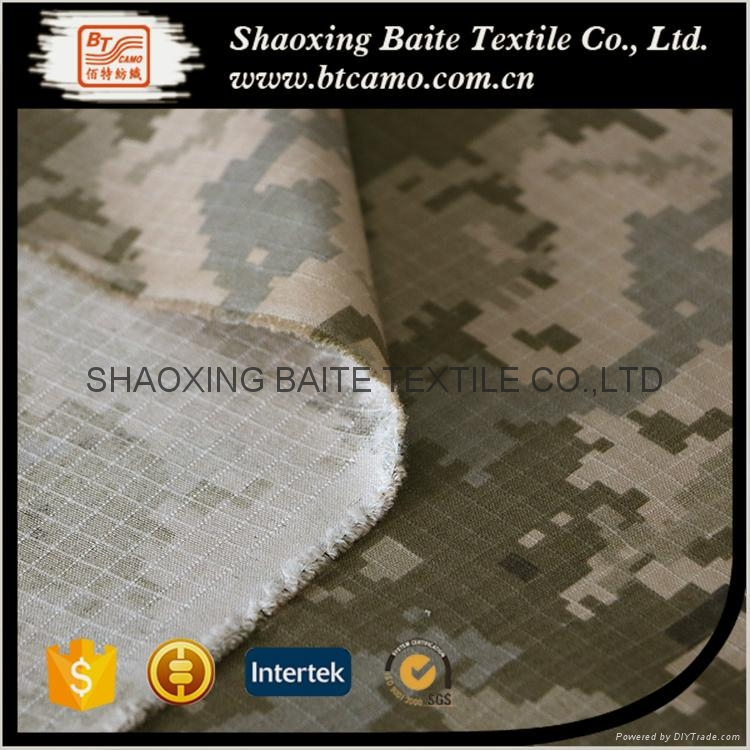 Factory price printing camouflage fabric for military uniforms BT-284 4