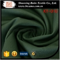 Factory price jungle green waterproof fabric for suit men KY-010