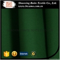 Special 2017 textile leaf green fabric for suiting KY-017