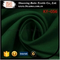 OEM green twill fabric for mens clothing KY-056