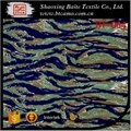 Shaoxing textile cotton pigment military camouflage fabric BT-064