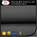 Cloth material grey polyester fabric for suit men ZX-037
