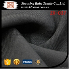 Cloth material grey poly