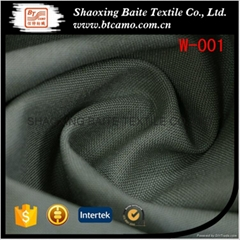 Yarn dyed wool polyester fabric for suit men W-001