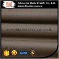 100% wool yarn gabardine fabric for suit men W-002