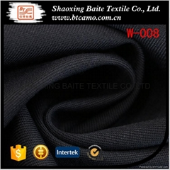 Wool polyester fabric fo