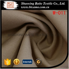 High quality wool polyester fabric for woman coat 2016 W-011