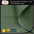 Wool polyester olive green fabric for suit men W-012