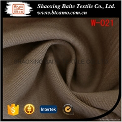 Yarn dyed wrosted wool fabric for suit men W-021