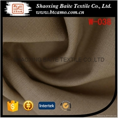 Wholesale wool polyester fabric for suit men W-038