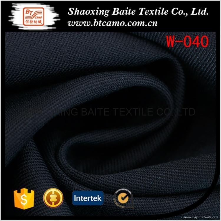 Wool polyester wedding dress italian suit fabric W-040