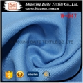 New goods bule wool polyester fabric for clothing women W-047