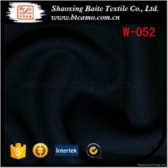 Made in china high quality wool polyester fabric for suiting W-052