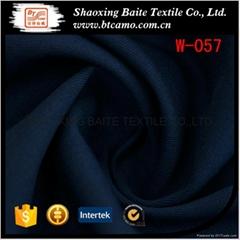 Designer wool polyester