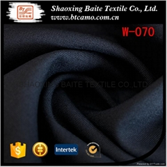 Shaoxing woven wool poly