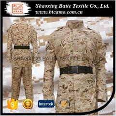 Digital desert military camouflage ACU uniform