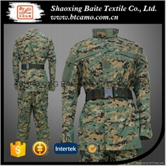 OEM service ACU digital camouflage training suit