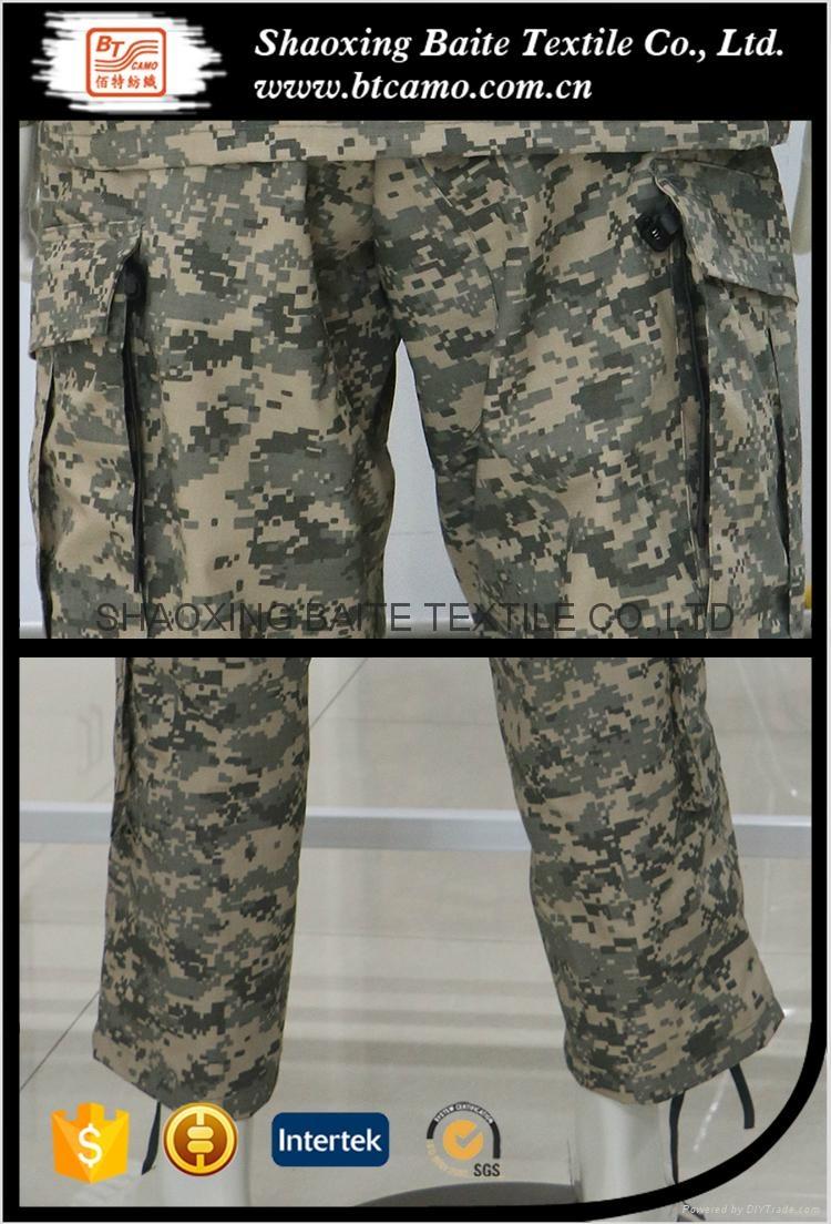 Digital military camouflage ACU uniform 2