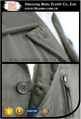 China supplier grey guard uniform coat pant men suit
