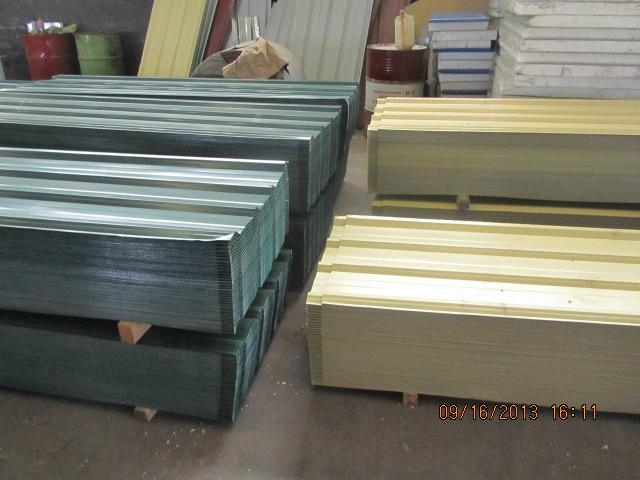 sell corrugated steel sheet  2