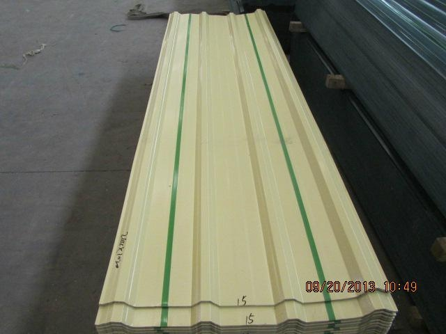 sell corrugated steel sheet  3