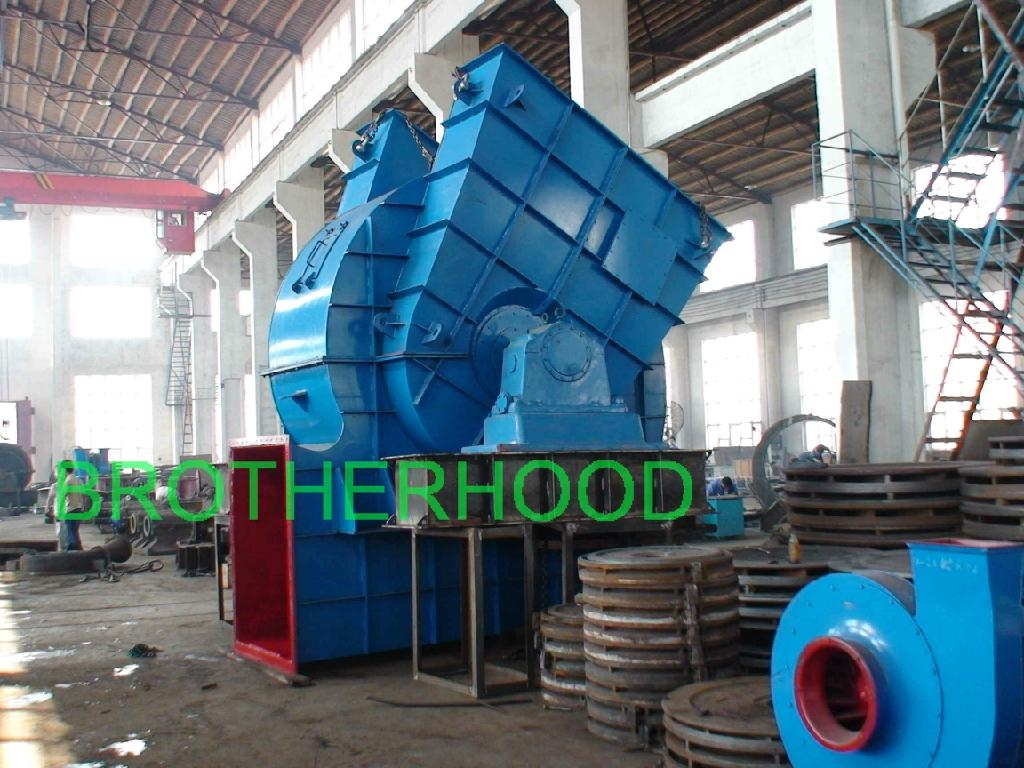 Heavy Duty Industrial Centrifugal Blower (DS series) 1
